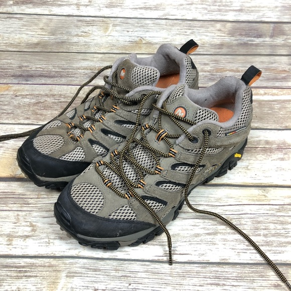 Merrell Other - Merrrell Hiking shoe/boot Size 12 Walnut